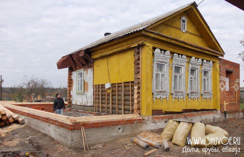 Переделки деревенского дома своими руками 84