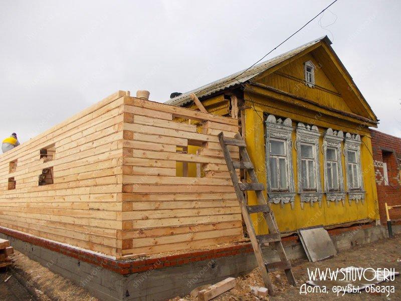 Как сделать реконструкция старого дома