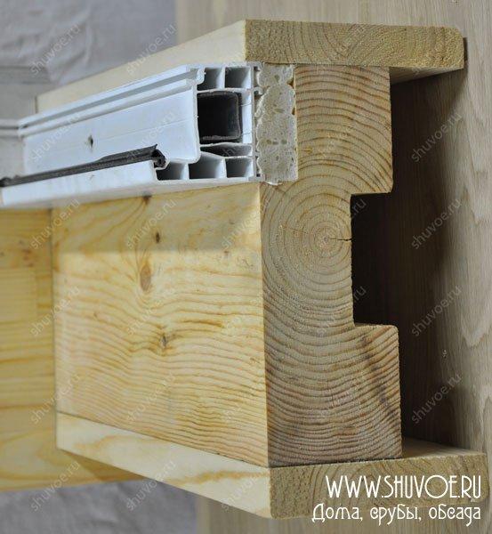 Деревянная коробка для окна своими руками 40