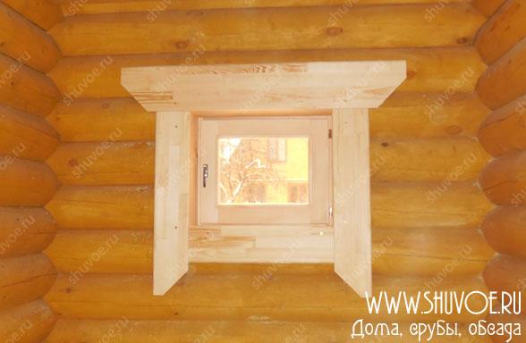 Обсада в деревянном доме своими руками а вы знали хитрость 4