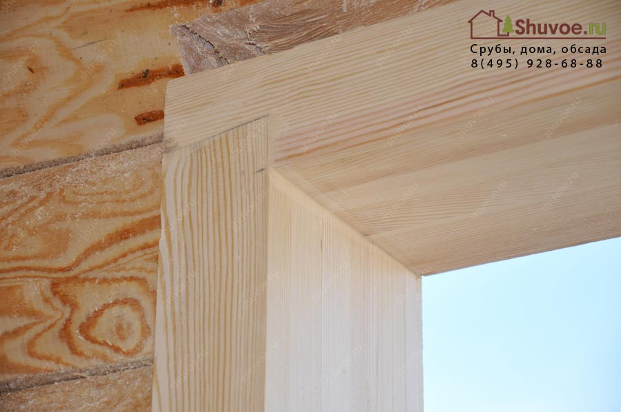 Деревянная коробка для окна своими руками 45