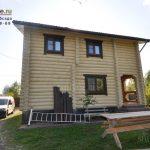 ПВХ окна для деревянных домов с правильной установкой
